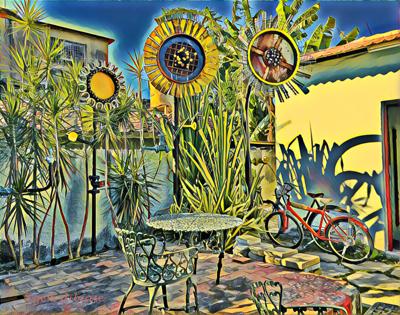The Art Center of Cienfuegos