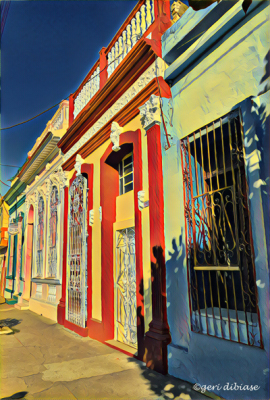 The Colors of Cienfuegos