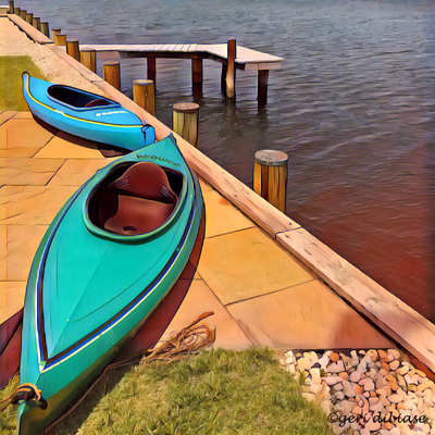 Kayaks for Two