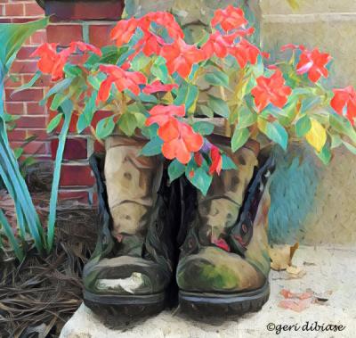 Cyane's Boots