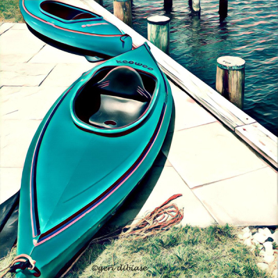 Turquoise Kayaks