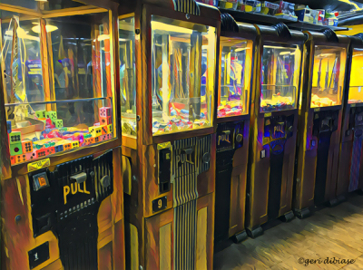 Antique Arcade