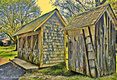 Vineyard Outbuildings