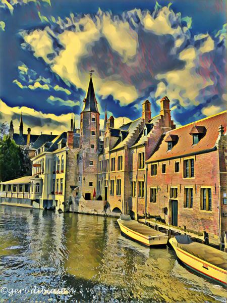 At Rest in Bruges