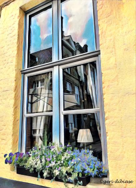 Reflections on Bruges