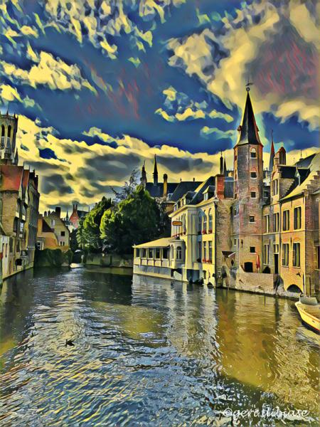 The Splendor of Bruges
