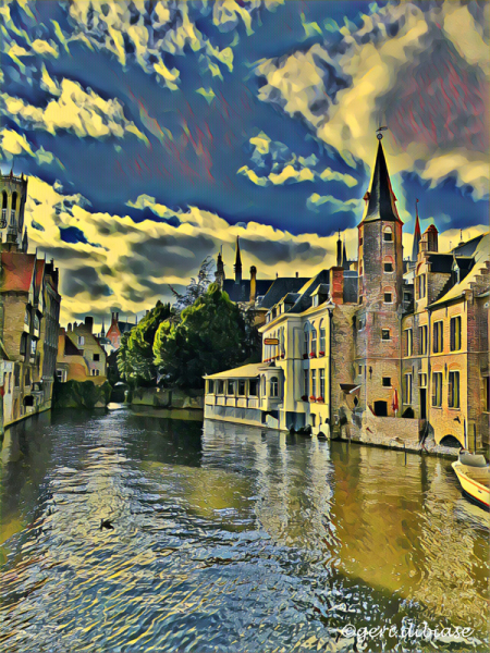 The Splendor of Bruges