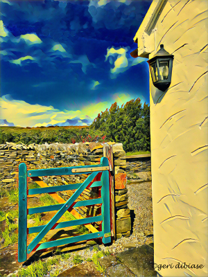 The Gate is Always Open in Liscannor