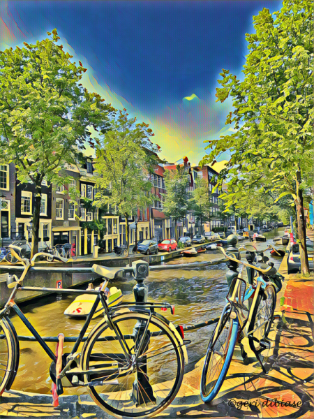Bikes & Amsterdam