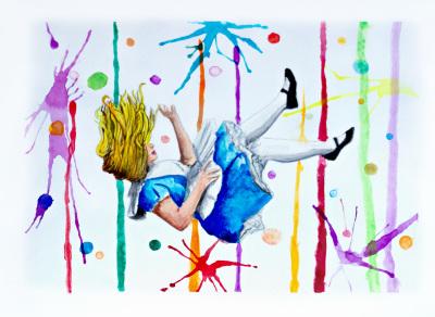 Alice Fell By Gioncarla Lovato