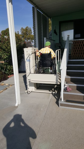 PORCH LIFT