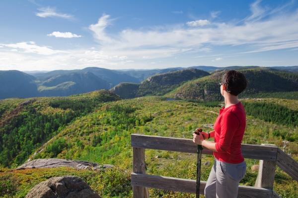 Grands-Jardins National park
