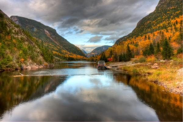 Haute-Gorges National park