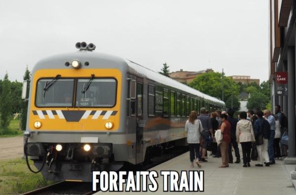 Le Train de Charlevoix