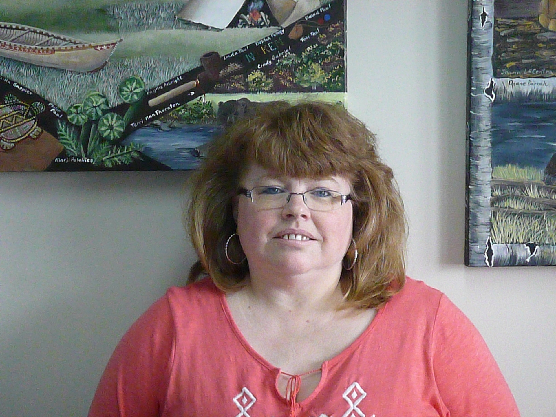 Melissa Sappier-Admin. Assistant