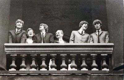 1964 The Beatles A Hard Day's Night