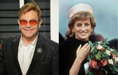 Elton John Remembers Princess Diana On Anniversary Of Her Death