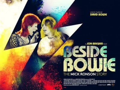 """Beside Bowie: The Mick Ronson Story"" Coming To Theaters In September, Video In October"
