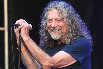 Robert Plant Announces U.S. Tour. Check Out New Song Video 'Bluebirds Over the Mountain'