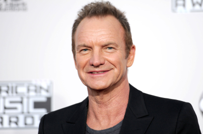 Happy Birthday Sting