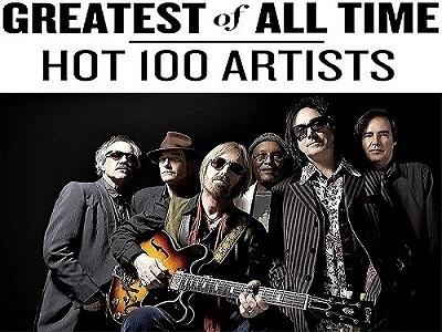 Tom Petty & The Heartbreakers Re Enter Billboard Artist 100 Chart