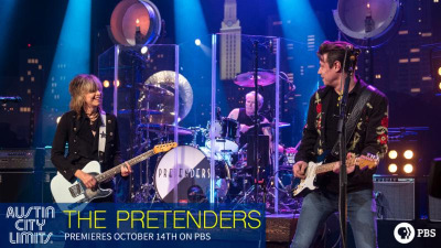 The Pretenders First Appearance On Austin City Limits