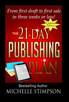 21-DAY PUBLISHING PLAN