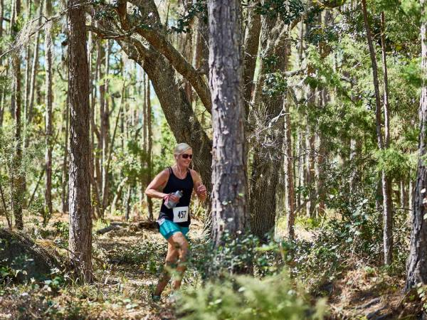 Swamp 10k/50k/100k Trail Race