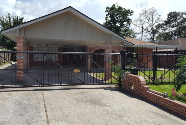 Aunt Gray Homes--Frontal View