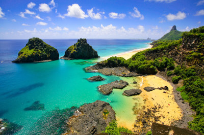 Noronha é a melhor praia da América do Sul e TOP 10 do mundo
