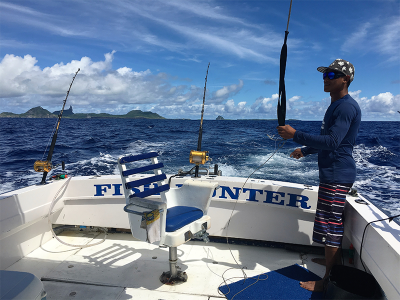 The advantages of ocean fishing