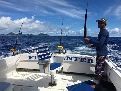As vantagens da pesca oceânica