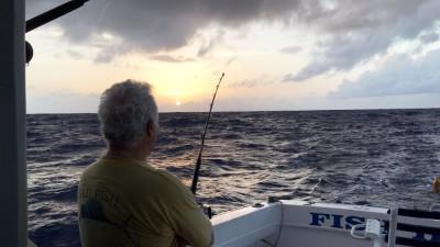 Pesca oceânica VIP de 3 horas