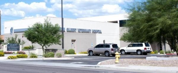Gilbert Vetenary Hospital