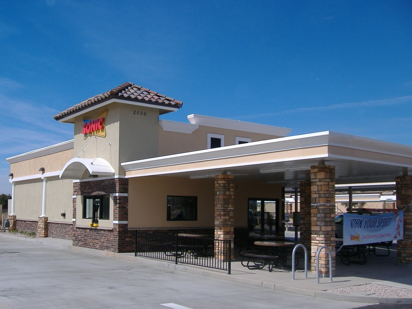 Sonic Drive In - Chandler, AZ