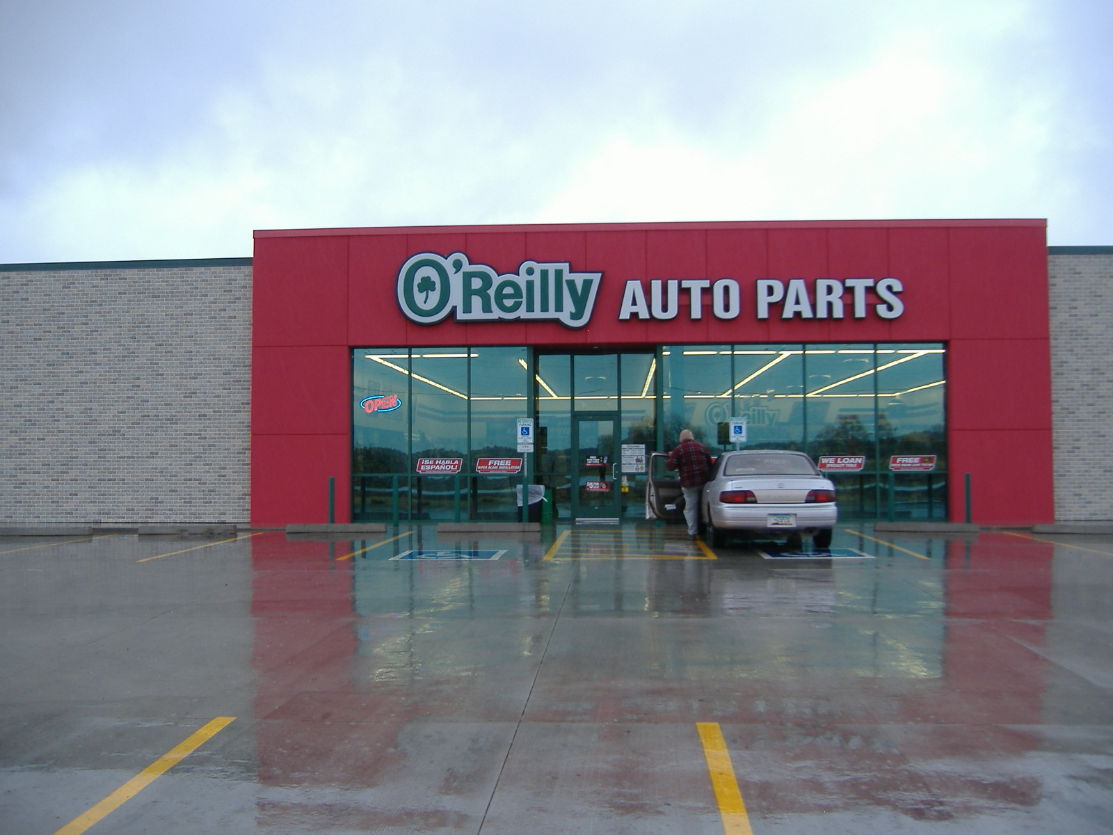 O'Reilly Auto Parts - Snowflake, AZ