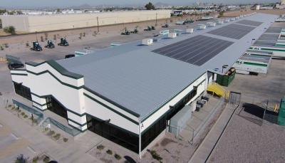 R + L Truck Terminal - Phoenix, AZ