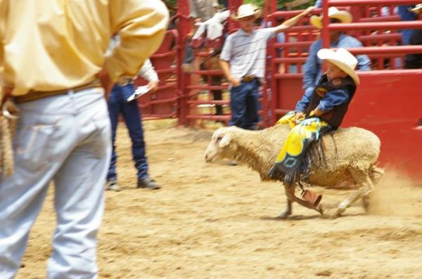 Our First Annual NM Youth Day Rodeo back in 2007