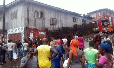 Don Bosco girls' shelter on fire attack