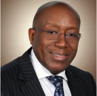 New Minister of Water Resources, Dr Jonathan Tengbe