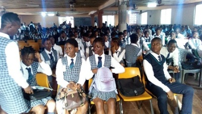 Providence International High School's 11th Annual Speech Day,