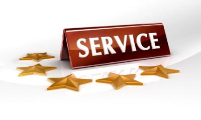 SERVICE SUPER STAR