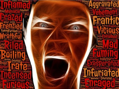 """Control Your Rage and Stop """"Losing It"""""""