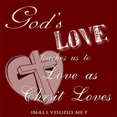 JOHN 1:6-13, 13:34, & 14:21