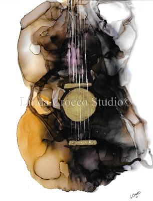 Smoke Guitar