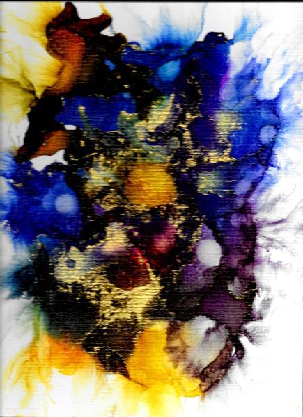 Using Art Resin