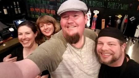 Craig & Staff