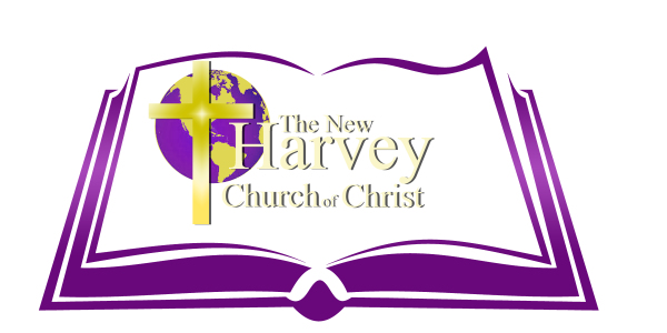 The New Harvey Church of Christ Logo