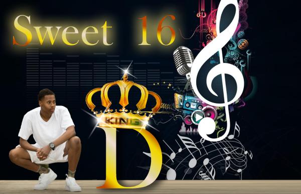 Sweet 16 Flyer