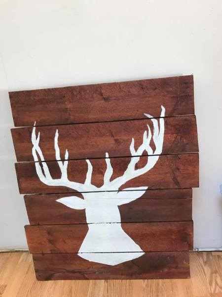 Customized Pallet Signs